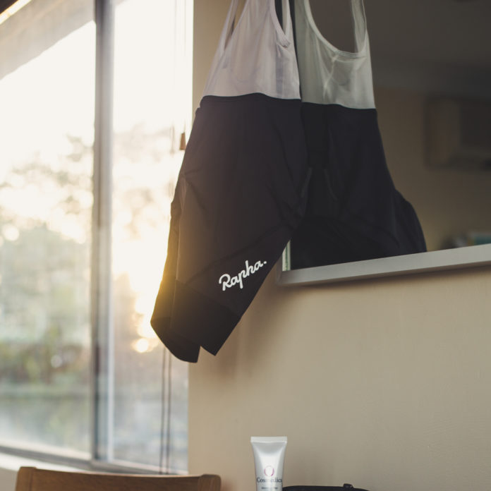 Rapha Souplesse Flyweight Bib Short Review - My Name is April