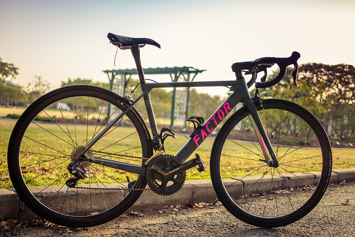 Factor O2 First Ride Review - My Name is April